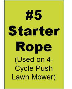 #5 Starter Rope