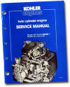Kohler TP2043A Engine Service Manual For Twin KT And KT Series II Engines