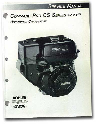 KOHLER TP2503A KOHLER ENGINE SERVICE MANUAL