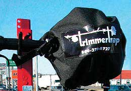 TrimmerTrap-COV-TRI-Line Trimmer Engine Cover