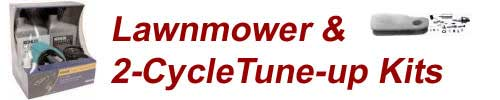 Lawn Mower and 2-Cycle Tune-Up Kits