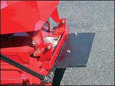 TrimmerTrap Blade Blocker and Mulching Plates | Lawnmower Pros