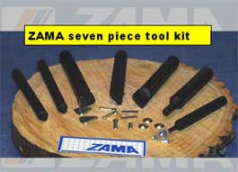Zama ZTK-101 7 Piece Tool Kit