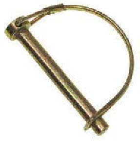 "Oregon 03-109 2-1/4"" Round Locking Pin"