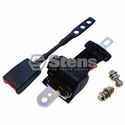 STENS 051-915 RETRACTABLE SEAT BELT UNIVERSAL