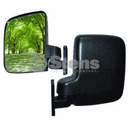 STENS 051-955 SIDE MIRRORS UNIVERSAL