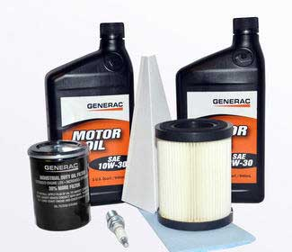 GENERAC 0J576400SM MAINTENANCE KIT - 8kW (2008 and newer)