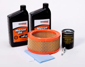 GENERAC 0J624700SM MAINTENANCE Kit for 8kW Generac Generator (Pre-2008)