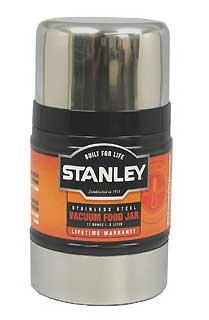 STANLEY 10-00131-006 VACUUM FOOD JAR 17 OZ BLACK