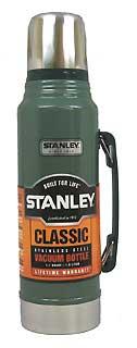 STANLEY 10-00311-001 VACUUM BOTTLE 1.1 QT GREEN