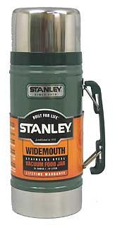 STANLEY 10-00393-000 VACUUM FOOD JAR 24 OZ GREEN