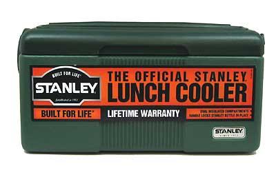 STANLEY 10-00726-000 LUNCHBOX COOLER 7 QT GREEN