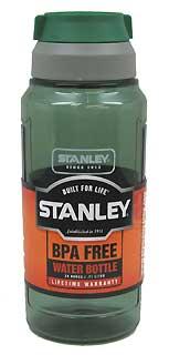 STANLEY 10-00880-001 BPA-FREE WATER BOTTLE 24OZ HMRGRN