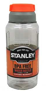 STANLEY 10-00880-003 BPA-FREE WATER BOTTLE 24 OZ SMOKE