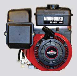 BRIGGS AND STRATTON 118432-0036-B1 6 HP VANGUARD ENGINE