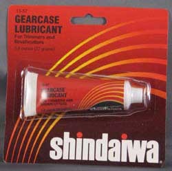 SHINDAIWA 13-57 LITHIUM GEARCASE LUBRICANT, .8 oz TUBE