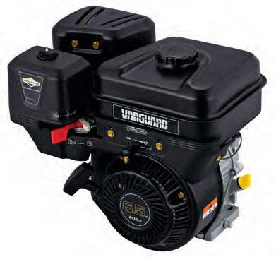 BRIGGS AND STRATTON 13h332-0036-B1 VANGUARD 6.5 HP ENGINE