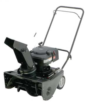 "MURRAY 1695537 21"" Single Stage Snow Thrower"