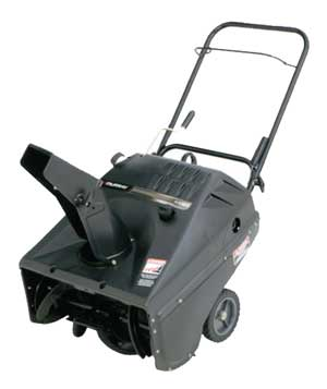 "MURRAY 1695538 21"" Single Stage Snow Thrower"