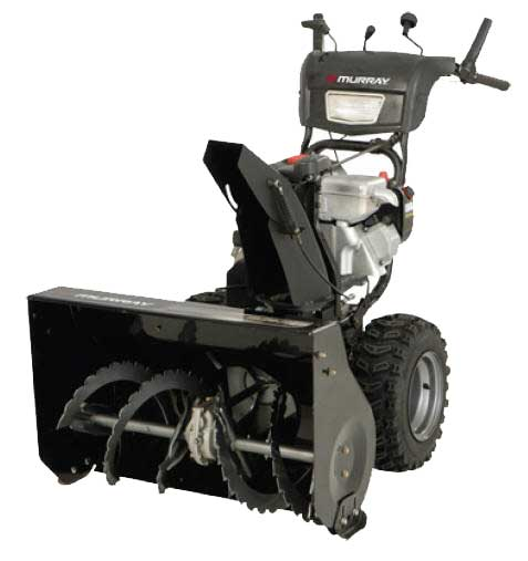 "MURRAY 1695720 29"" Dual Stage Snow Thrower"