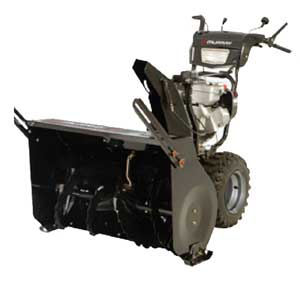 "MURRAY 1695721 33"" Dual Stage Snow Thrower"