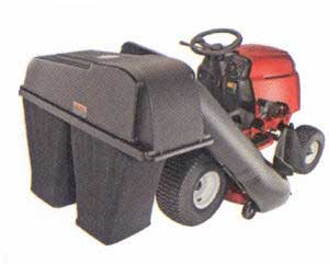 "MTD 19A40002OEM Grass Collector For Garden Tractors With 50"" & 54"" Decks"
