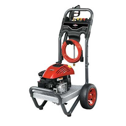 BRIGGS AND STRATTON BS20272 PRESSURE WASHER