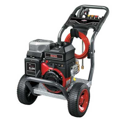 BRIGGS AND STRATTON BS20274 PRESSURE WASHER