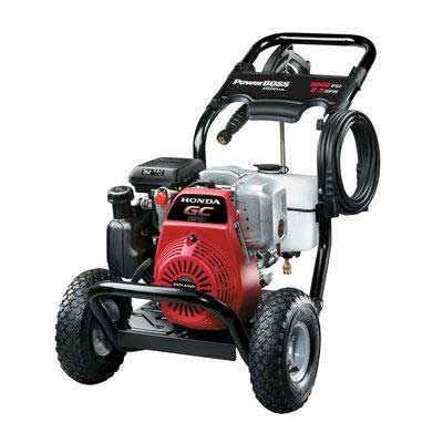 BRIGGS AND STRATTON 20309 3000 PSI PRESSURE WASHER WITH HONDA ENGINE