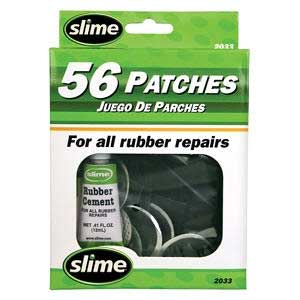 SLIME 2033 56 Patch Kit with Cement