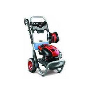 BRIGGS AND STRATTON 20362 2700 PSI PRESSURE WASHER w/ HOSE REEL