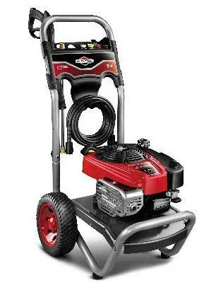 Briggs And Stratton 20418 2700 Max Psi Pressure Washer