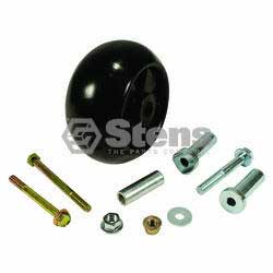 Stens 210-235 Plastic Deck Wheel Kit - John Deere AM133602