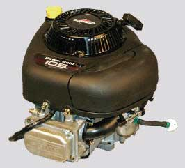 BRIGGS AND STRATTON 215702-0015-G1 10.5 HP POWERBUILT