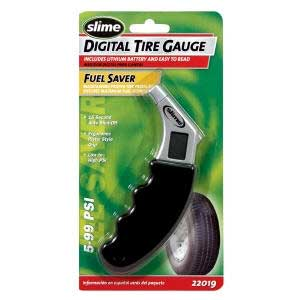 SLIME 22019 5-99 Digital Tire Gauge