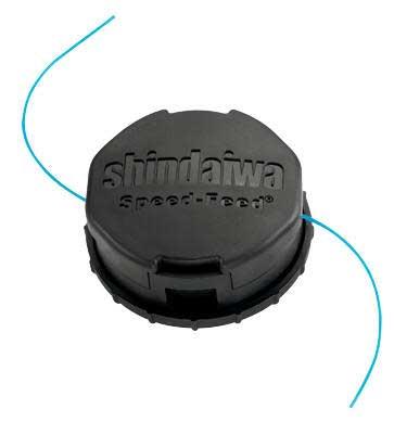 Shindaiwa 28820-08001 Speed-Feed 450 Trimmer Head (Bulk Pack of 24 Heads)