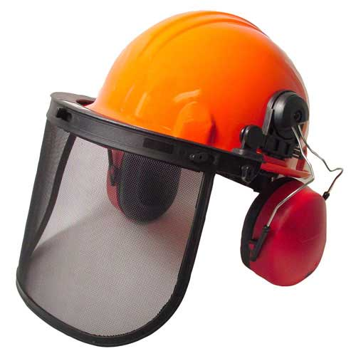 RADIANS 300-RVM LOGGERS COMBO WITH RATCHET SUSPENSION HARD HAT