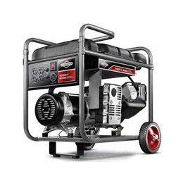 BRIGGS AND STRATTON 30440 GAS POWERED ELECTRIC GENERATOR - 5500 WATTS