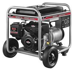 BRIGGS AND STRATTON 30434 3250 WATT GENERATOR