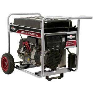 BRIGGS AND STRATTON 30452 6200 WATT ELITE SERIES GENERATOR