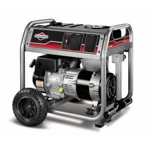 BRIGGS AND STRATTON 30466 PORTABLE GENERATOR 3500 WATT