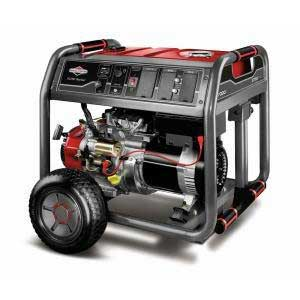 Briggs And Stratton 30470 Electric Generator 7000 Watt