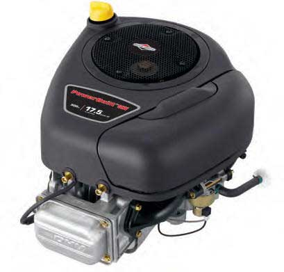 BRIGGS AND STRATTON 31C707-0026-G1 17 HP INTEK I/C ENGINE