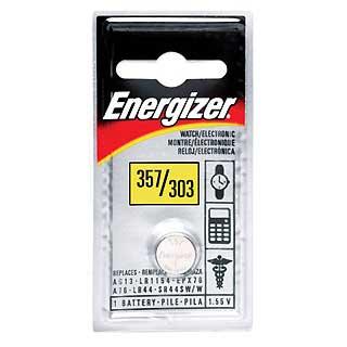 ENERGIZER 357BP SILVER OXIDE #357 1.5-VOLT (EACH)