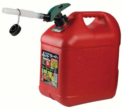 Oregon 42-992 5+ Enviro-Flo Plus 5 Gallon Gas Can