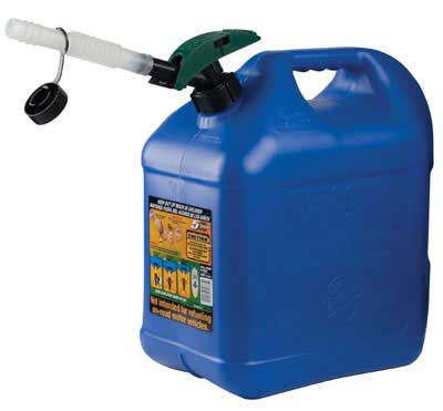 OREGON 42-995 5+ ENVIRO-FLO PLUS KEROSENE CAN