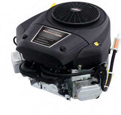 BRIGGS AND STRATTON 44Q777-0137-G1 PROFESSIONAL SERIES 27 HP ENGINE