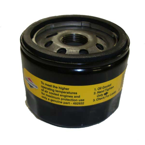 BRIGGS AND STRATTON 492932 OIL FILTER