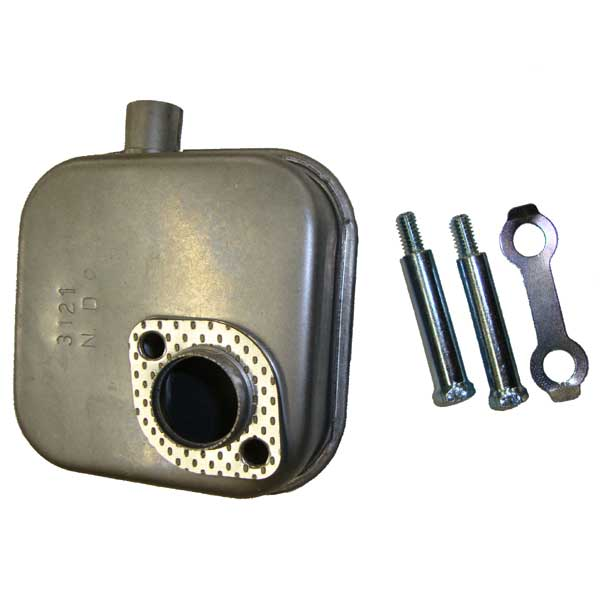 BRIGGS AND STRATTON 494343S MUFFLER