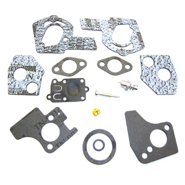 BRIGGS AND STRATTON 495606 CARBURETOR OVERHAUL KIT
